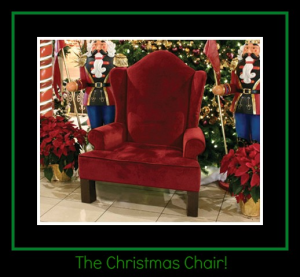 christmas chair edit
