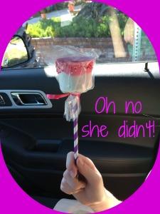marshmellow lollipop edit