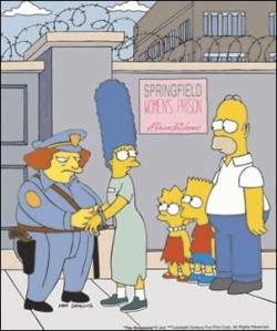 marge jail